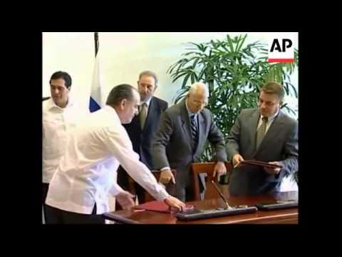 Diplomatic ties restored after spat over Cuban exiles