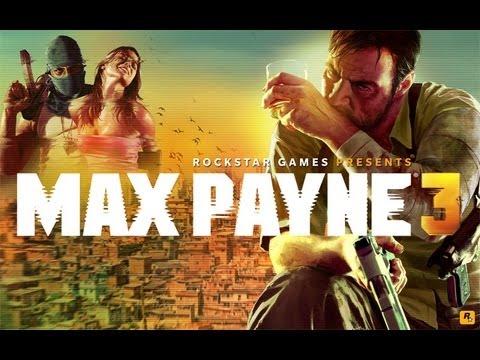 Max Payne 3 - Game Movie
