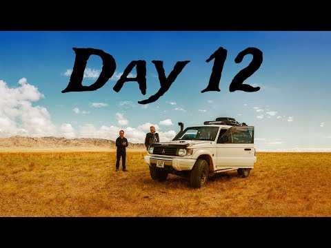 Travel Series ON AND OFF ROAD IN MONGOLIA, Ep. 12