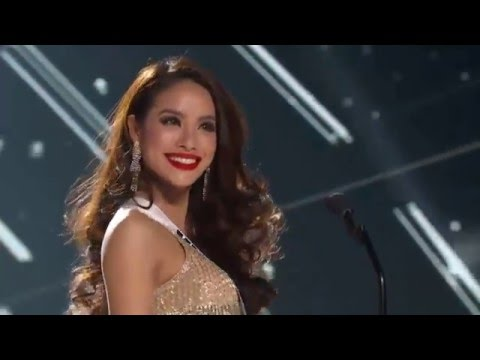Miss Universe 2015 Preliminary Round - Pham Huong (Vietnam) [Focus]