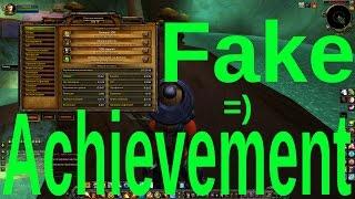 Fake Achievement (подделываем достижения =)