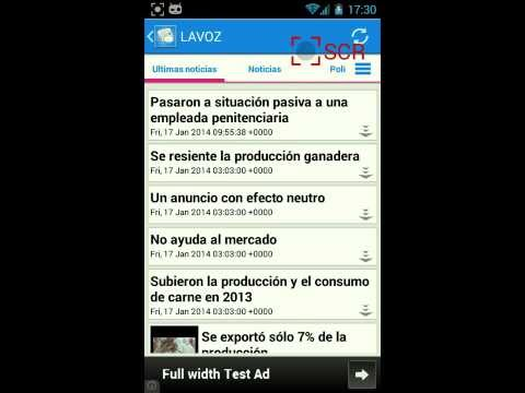Argentina Noticias - Free news & RSS reader for Argentine on Android