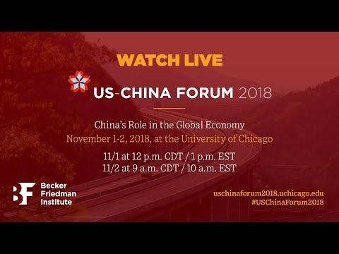 Us China Forum Youtube