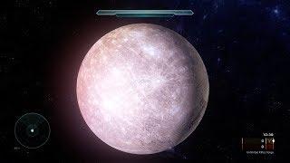 Halo 5 - Secret Planet Easter Egg (Mercury)