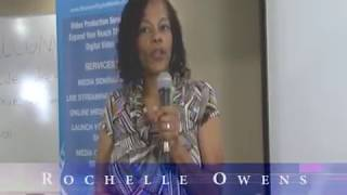 Bronson Media Rochelle Owens Live Video Streaming Seminar Testimony