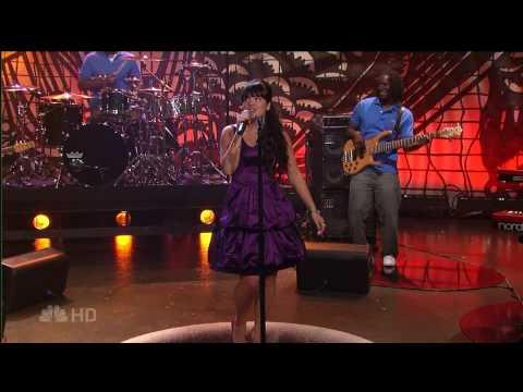 Lily Allen - Smile - Live Leno HD