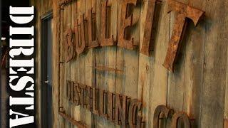 DiResta Bulleit sign in Steel