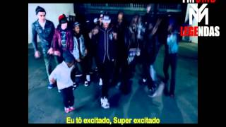 Chris Brown Feat Tyga - Holla At Me Legendado