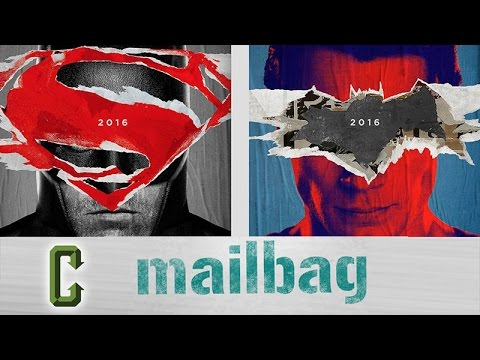 Collider Mail Bag - Is Batman V Superman Marketing Being Botched By WB?