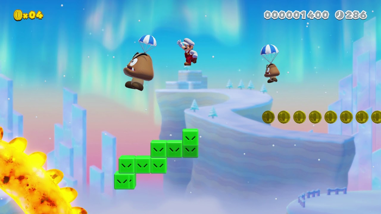 Super Mario Bros 2 Walkthrough