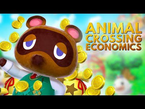 The Economics of Animal Crossing | Video Essay