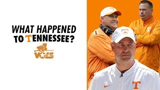 The Downfall Of Tennessee Football