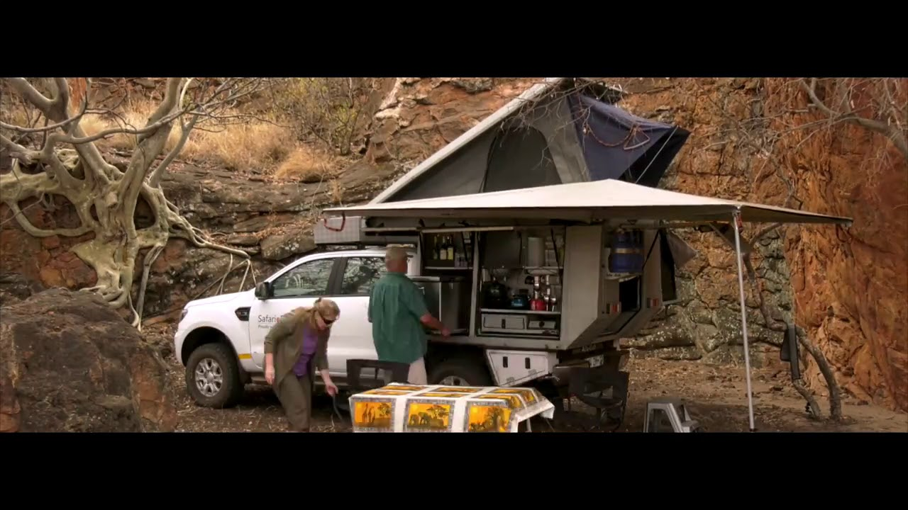 Avis Safari Rental - For the ultimate overlanding experience - YouTube