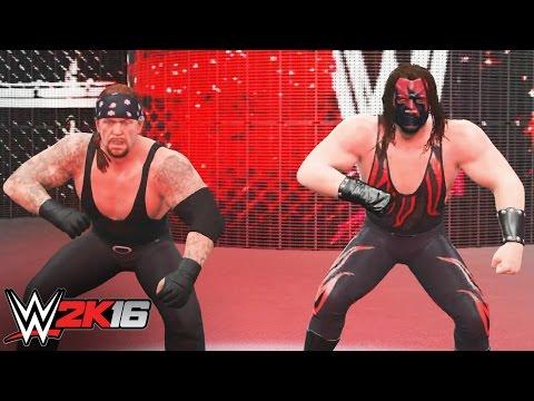 The Usos of Destruction: WWE 2K16 Entrance Mashups