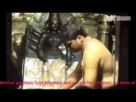 Tulja bhavani shakti peetham - Jai Mata di - Om Sri Matre Namaha
