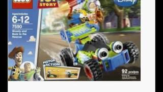 Lego toy story sets