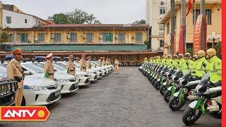 Công an thành phố Hà Nội xuất quân bảo vệ hội nghị thượng đỉnh Mỹ - Triều | ANTV