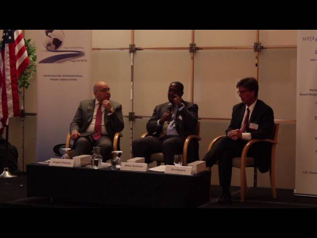 WITA Top 20 US Trade Partners - Discussion Panel Pt.1 06/10/2016