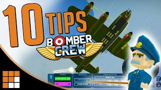 Bomber Crew Guide: 10 Helpful Tips to Keep Your Crew Alive!