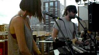 Phantogram - Running From The Cops - Live SXSW