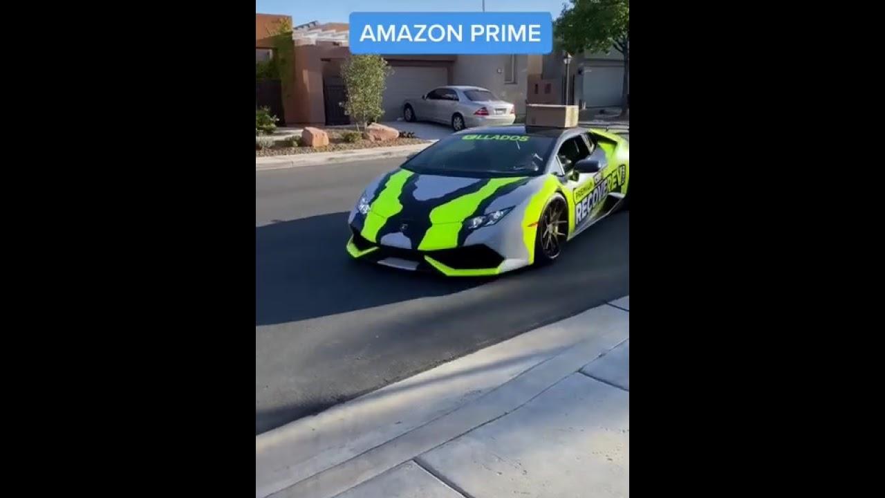 Download Amazon prime vs UPS vs FEDEX