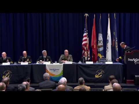 SAS 2017 – Naval Warfare Integration and Interoperability panel