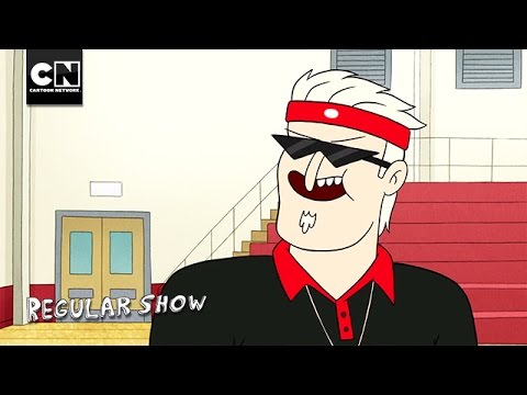 Coach Jablonski I Regular  I Cartoon Network