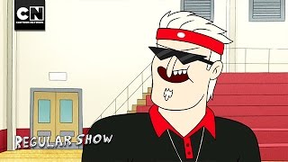Coach Jablonski I Regular Show I Cartoon Network