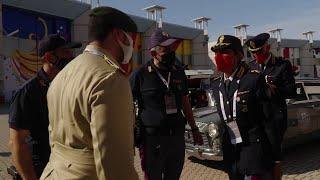 Dubai Police discover Italy   Mille Miglia   Emirates SkyCargo