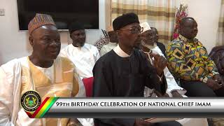 99th Birthday of the Chief Imam