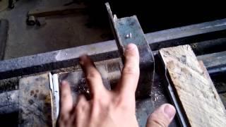 Как сделать токарный станок с копиром(Это первое видео,мои пояснения не идеал,я не готовился,но суть изложил правильно.Далее сделаю еще пару виде..., 2015-07-13T10:56:48.000Z)