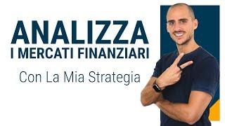 Trading Online: La mia strategia  per l'analisi dei mercati finanziari