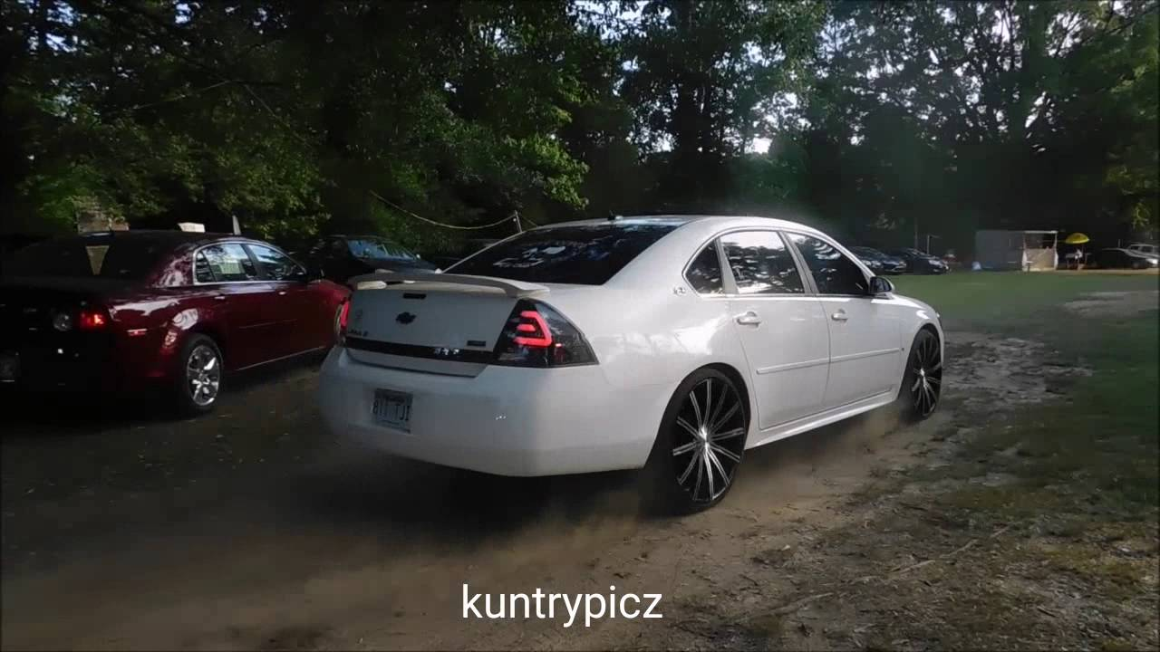 22 Chrome Milanni Blade Wheels And Nexen N3000 Tires On A 2006 Impala 2 also Car Wheels further Team Limo in addition 316589048776016136 besides 22 Velocity Wheels VW12 Black Machined Rims. on 2006 impala 22 inch rims