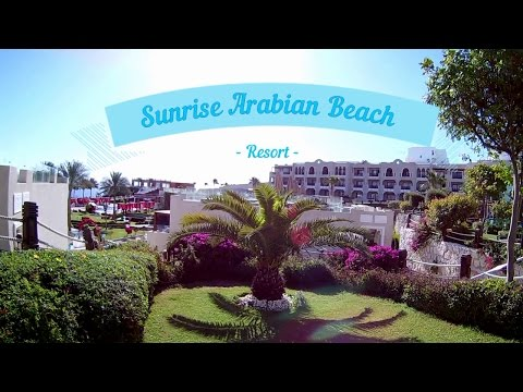VLOG / Шарм Эль Шейх / Египет / Sunrise Grand Select Arabian Beach Resort 5* 2017
