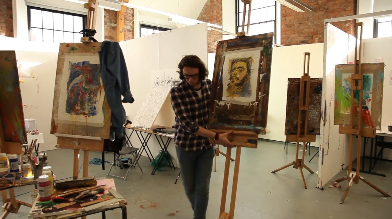 Fine And Applied Art At Liverpool Hope University Youtube