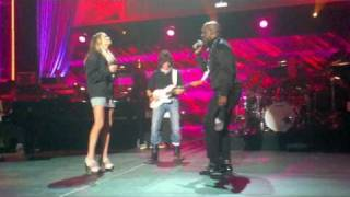 musicares tribute to barbra streisand performed by bebe winans leann rimes and jeff beck