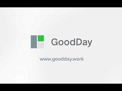 GoodDay - Productive Work and Inspiring Management
