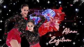 Alina Zagitova || Figure Skating || Выше только звезды