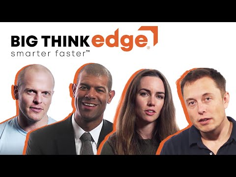 Build your skills with Big Think Edge | Big Think Edge