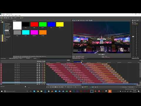 TUTORIAL: New WWE Stage Lighting Techniques