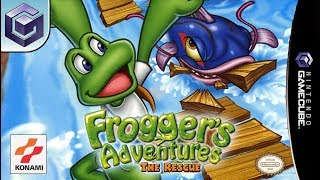 Longplay of Frogger's Adventures: The Rescue