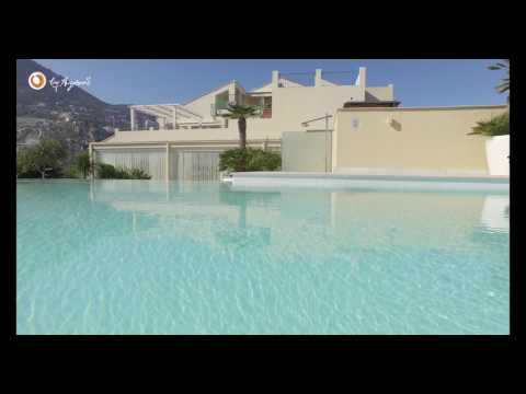 Luxus-Immobilien in Monaco - Penthouse mit Pool in Monte Carlo