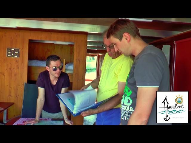 Hausboot mieten in Brandenburg oder Mecklenburg
