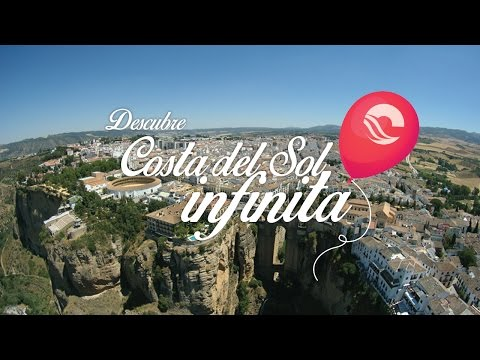 Costa del Sol Infinita. Mirador de Gibralfaro (Málaga)
