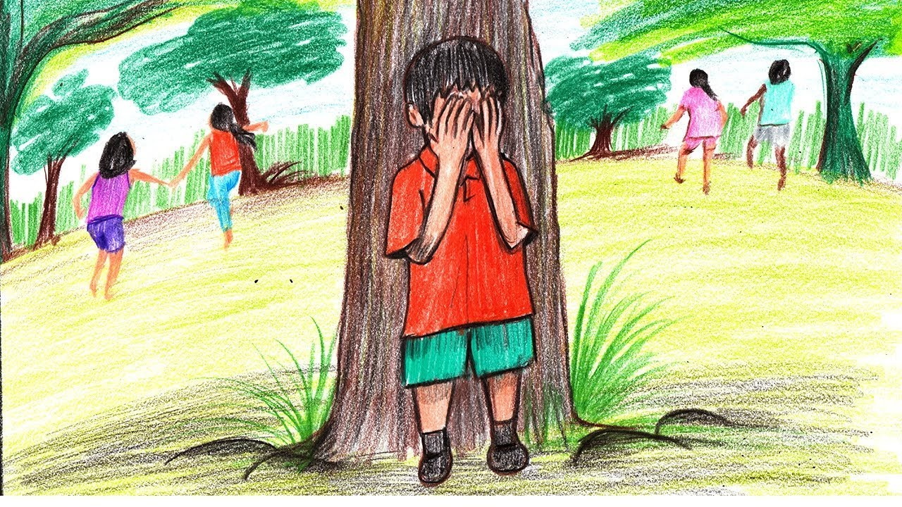 Image result for hide and seek game picture