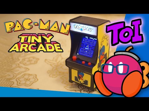 Tiny Arcade Pac-Man Review: A Small Pac-kage