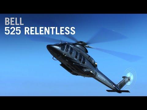 Bell 525 Flight