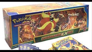 FAKE Pokemon Cards - Pyroar Ex Box??? WTF? (EPIC PULLS)