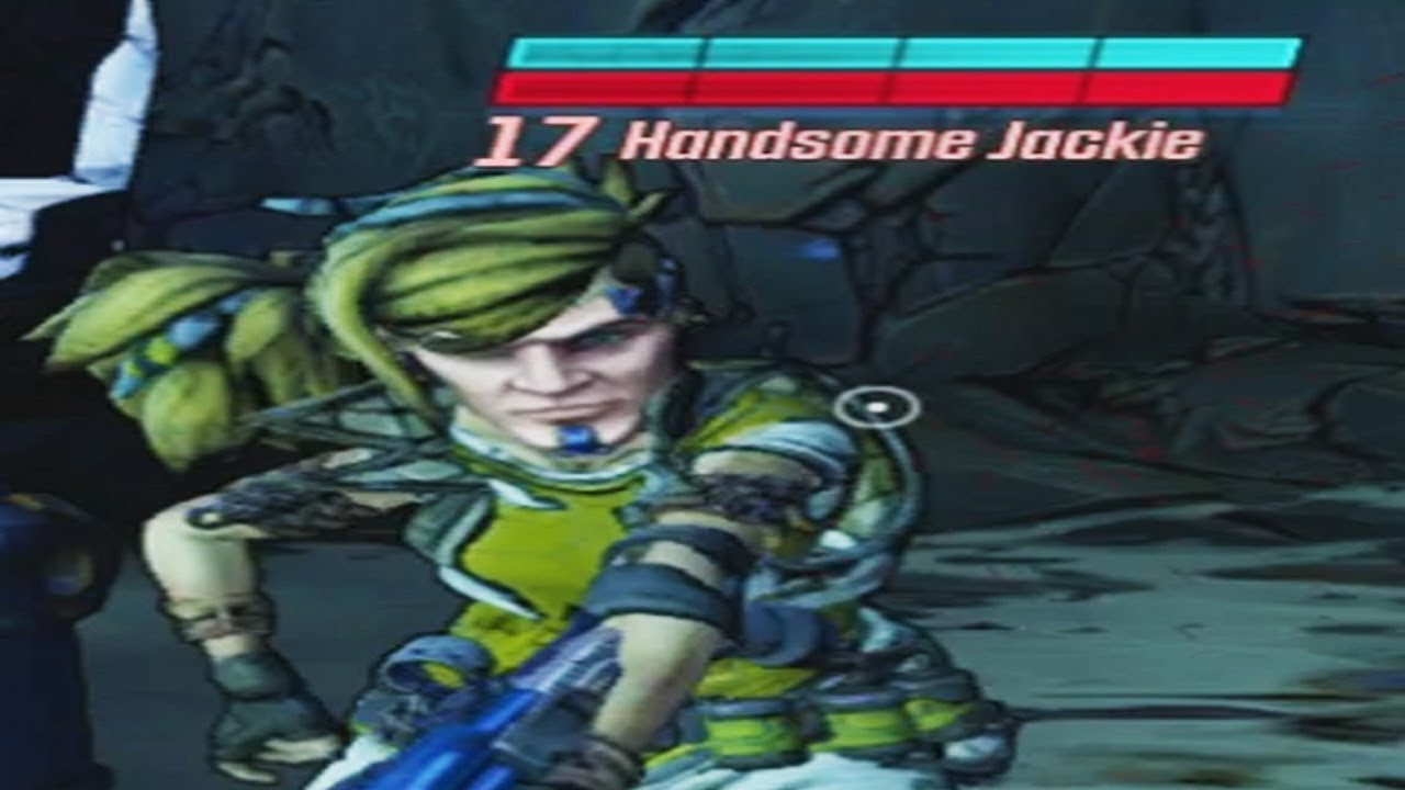 Borderlands 3 Handsome Jackie Boss Fight