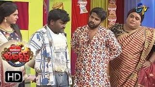 Hyper Aadi Raising Raju Performance | Jabardsth |  2nd March 2017| ETV  Telugu